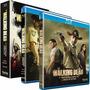 The Walking Dead 1ª A 3ª Temporadas-8 Blu-ray