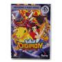Dvd Digimon Datasquad - Protegendo O Mundo Humano