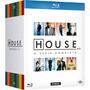 Blu-ray House M D - A Série Completa - 39 Discos- Original
