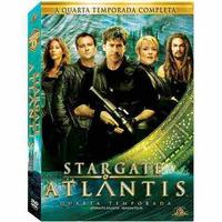 Stargate Atlantis 4 Temporada Completa Original