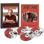 Família Soprano - 1ª Temporada - Dvd Digipack, 4 Discos