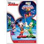 Dvd Disney - A Casa De Mickey Mouse - Aventura No Espaço