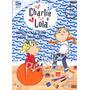 Dvd - Charlie E Lola - Minha Casa Mais Linda Do Planeta