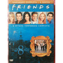 Box Série Friends 8° Temporada Completa. 4 Discos.
