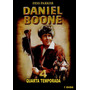 Dvd Daniel Boone - A 4º Temporada Completa Dublada