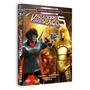 Box Original: Os Vingadores Do Espaço - Volume 2 - 4 Dvd