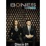 Bones A 8º E 9º Temporada! Frete Grátis