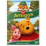Dvd Disney - O Livro Do Pooh: Diversão Com Os Amigos