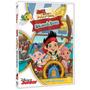 Dvd Disney Jake Os Piratas Da Terra Do Nunca Salvando Bucky