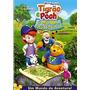 Dvd Disney Meus Amigos Tigrão E Pooh - O Mundo À Nossa Volta