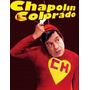 Dvd - Coleção Chapolin Colorado 112 Episódios+longa + Brinde