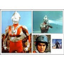 Ultraman 1 (de 1966) + Serie Completo + Dublado + Capas