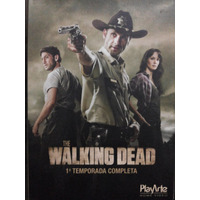 Dvd The Walking Dead 1° Temporada Completa 3 Discos