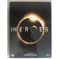 Dvd-box Heroes - Primeira Temporada