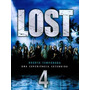 Lost 4ª Temporada Completa Box 6 Dvd.s - Digistak - Original