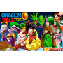 Coleção Dragon Ball Classico+z+gt Completa+frete Gratis