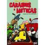 Desenho Carangos E Motocas Dublado Em Dvd