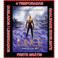 Once Upon A Time [1ª À 4ª Temporada] Com Frete Grátis