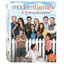 Dvd Box Modern Family -1ª A 4ª Temporada - 13 Discos Lacrado