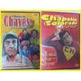 Dvd O Melhor Do Chaves E Chapolin Colorado - Original!