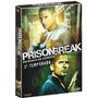 Box Dvd Original - Prison Break / 3ª Temporada / Lacrado