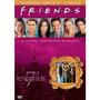 Dvd Friends 7° Temporada Completa - 4 Dvds - Original -novo
