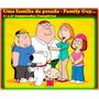 Uma Família Da Pesada 1ª E 2ª Temporadas - Family Guy