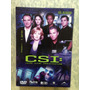 Box Csi 1ª Temporada - Vol. 1 (crime Scene Investigation)