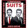 Serie Suits (homens De Terno) 1ª À 5ª Temporada Frete Grátis