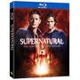 Box Blu-ray Supernatural 5ª Temporada Completa (4 Discos)