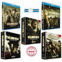 Blu-ray The Walking Dead 1ª, 2ª, 3ª, 4ª 5ª Temporadas