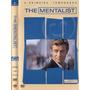 Dvd The Mentalist - 1ª Temporada Discos 4, 5 E 6 Original