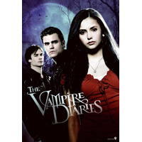 Box - The Vampire Diaries 1ª A 5ª Temporadas Dubladas