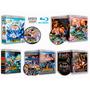Cavaleiros Do Zodiaco Coletânea Em Blu Ray Full Hd
