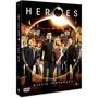 Heroes - 4a Temporada Completa [5 Dvds] Frete Gratis