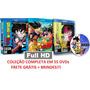 Coleção Dragon Ball+z+gt+kai+filmes+ovas+frete Grátis 55dvds