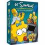 Box Os Simpsons - 8ª Temporada - 4 Dvds - Lacrado - Original