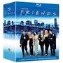 Blu-ray Box Friends A Série Completa - Coleção Com 21 Discos