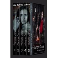 Serie Completa The Vampire Diaries 1ª A 5ª Dubladas 25 Dvds