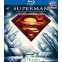 Blu-ray - Box Superman: Motion Picture Anthology - Lacrado