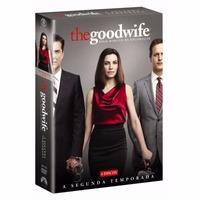 The Good Wife - 2ª Temporada Completa (lacrado) - Com Luva!