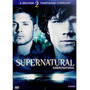 Box Supernatural: 2ª Temporada - 6 Discos - Original