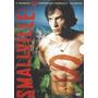 Box Smallville 6 Discos Primeira Temporada Completa Original