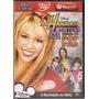Dvd Hannah Montana A Revelação De Miley Pop Star Lacrado.
