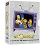 Box Dvd Coleção Os Simpsons - 1ª Temporada (3 Dvd