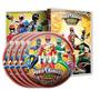 Power Rangers Dino Charge Série Completa Dublada