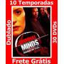 Criminal Minds (1ª A 10ª Temporada) Dublado + Frete Grátis