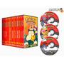 Dvds Pokemon 13 Temporadas Completas E Dubladas + De 60 Dvds