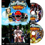 Dvds Box Power Ranger Todas Temporadas