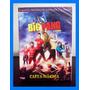 Dvd The Big Bang Theory 5ª Temporada A Teoria Box Lacrado
